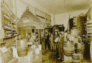 Bargetto's Montebello San Francisco Winery Group Shot 1910-2