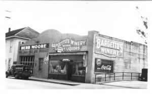 Bargetto's Water Street Store 1943