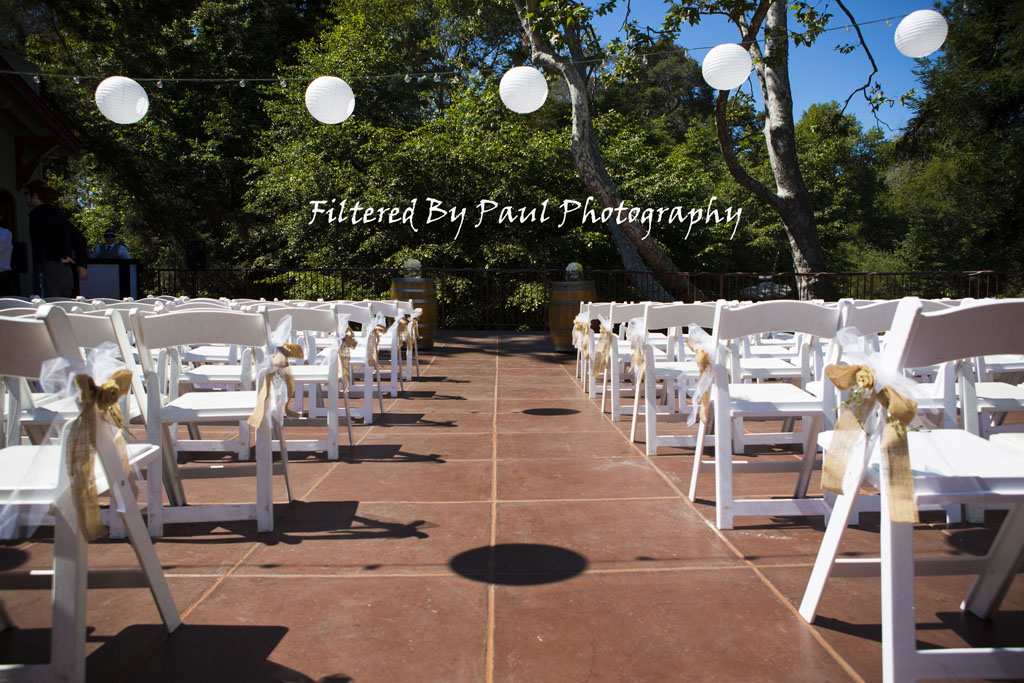 Creekside Courtyard Ceremony