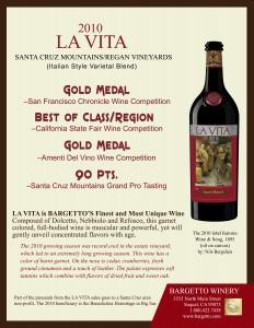 2010 LA VITA Awards