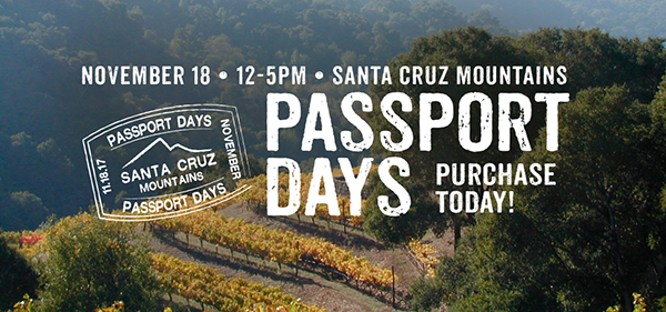 Santa Cruz Mountain Passport Days at BARGETTO WINERY @ BARGETTO WINERY