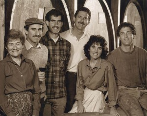 Bargetto Family 1985