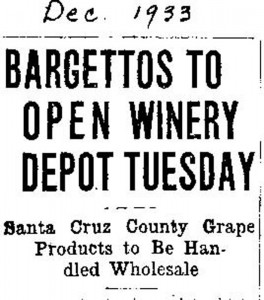 December 1933 Newspaper Clip, Repeal of Prohibition