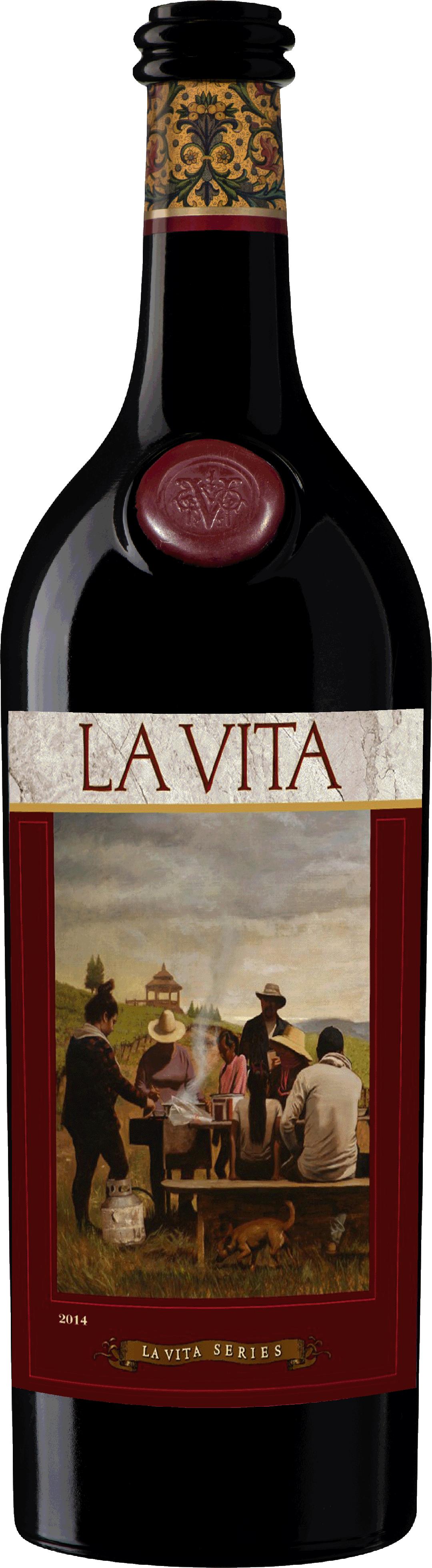 LA VITA Red Wine